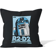 Personalised Star Wars R2 D2 Pop Art Cushion
