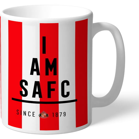 Personalised Sunderland AFC I Am Mug