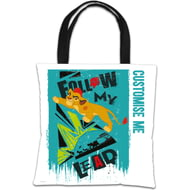 Personalised Disney The Lion Guard Kion Tote Bag