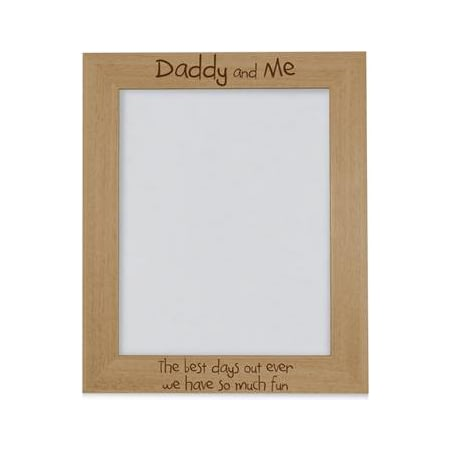Personalised Name & Me Photo Frame