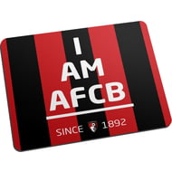 Personalised AFC Bournemouth I Am Mouse Mat