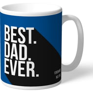 Personalised Birmingham City Best Dad Ever Mug