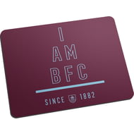 Personalised Burnley FC I Am Mouse Mat