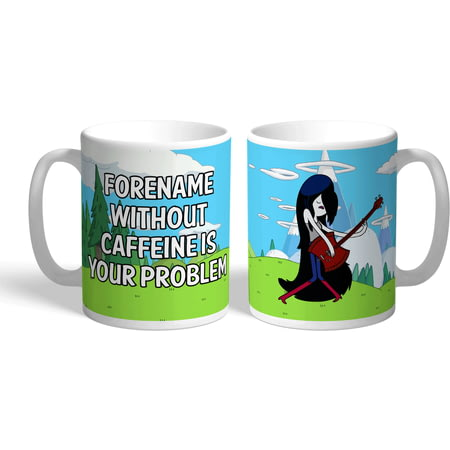 Personalised Adventure Time Marceline Mug