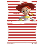 Personalised Toy Story Jessie Rectangle Cushion - 45x30cm