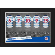 Personalised Reading FC 9x6 Dressing Room Photo Folder