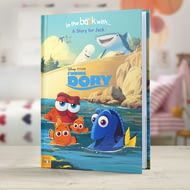 Personalised Disney's Finding Dory Story Book