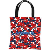 Personalised Marvel Ultimate Spider-Man Tote Bag
