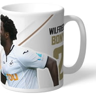 Personalised Swansea City AFC Bony Autograph Mug