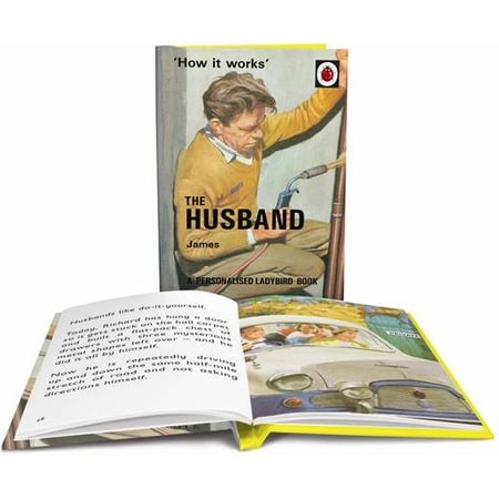 Personalised The Husband