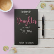 Personalised As I Watch You Grow Notebook & Pen Set