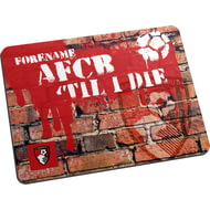 Personalised AFC Bournemouth 'Til I Die Mouse Mat