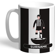 Personalised Newcastle United Player Figure Mug