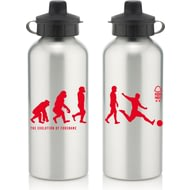 Personalised Nottingham Forest FC Evolution Water Bottle