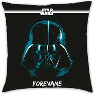 Personalised Star Wars Darth Vader Paint Cushion - 45x45cm