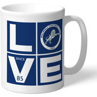 Personalised Millwall FC Love Mug