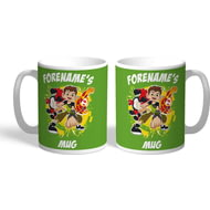 Personalised Ben 10 Names Mug