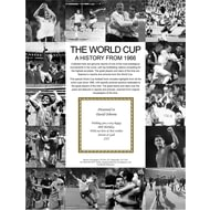 Personalised Football World Cup 1966 Pictorial Edition