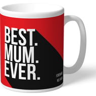 Personalised Sheffield United Best Mum Ever Mug