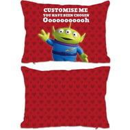 Personalised Toy Story Valentines Alien You Have Been Chosen Rectangle Cushion - 45x30cm