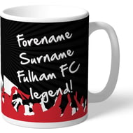 Personalised Fulham FC Legend Mug