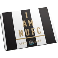 Personalised Newcastle United FC I Am Mouse Mat