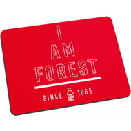 Personalised Nottingham Forest FC I Am Mouse Mat