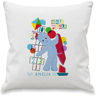 Personalised Iggle Piggle Hopscotch Cushion