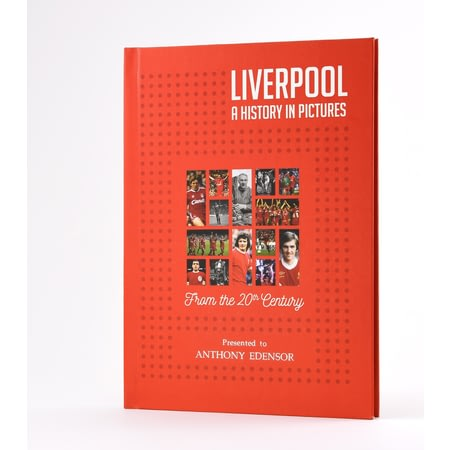 Personalised Liverpool Football: A History In Pictures