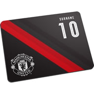Personalised Manchester United FC Stripe Mouse Mat