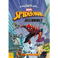 Personalised Spiderman Beginnings Story Book
