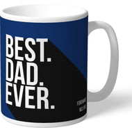 Personalised Millwall FC Best Dad Ever Mug
