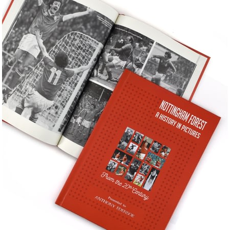 Personalised Nottingham Forest: A History In Pictures