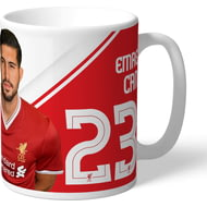 Personalised Liverpool FC Can Autograph Mug