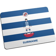 Personalised Reading FC Player Figure Mouse Mat