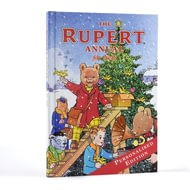 Personalised Rupert The Bear Annual Book