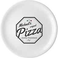 Personalised Quality Guaranteed Ceramic Pizza Plate