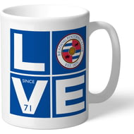 Personalised Reading Love Mug
