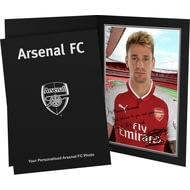 Personalised Arsenal FC Debuchy Autograph Photo Folder