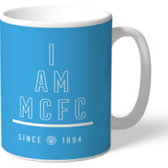 Personalised Manchester City I Am Mug