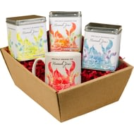 Personalised Modern Design Tea Hamper