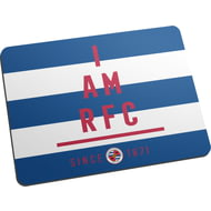 Personalised Reading FC I Am Mouse Mat