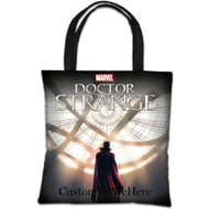 Personalised Marvel Doctor Strange 'Window' Tote Bag