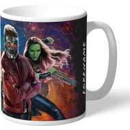 Personalised Marvel Guardians Of The Galaxy Group Mug