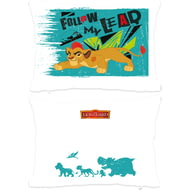Personalised Disney The Lion Guard Kion Rectangle Cushion - 45x30cm