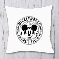 Personalised Disney Mickey Mouse 1928 Original Personalised Cushion - 45x45cm