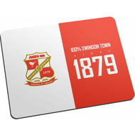 Personalised Swindon Town 100 Percent Mouse Mat