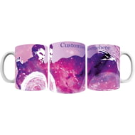 Personalised Marvel Doctor Strange 'Galaxy' Mug