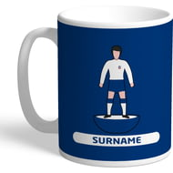 Personalised Bolton Wanderers Player Figure Mug