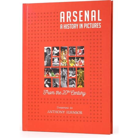 Personalised Arsenal: A History In Pictures